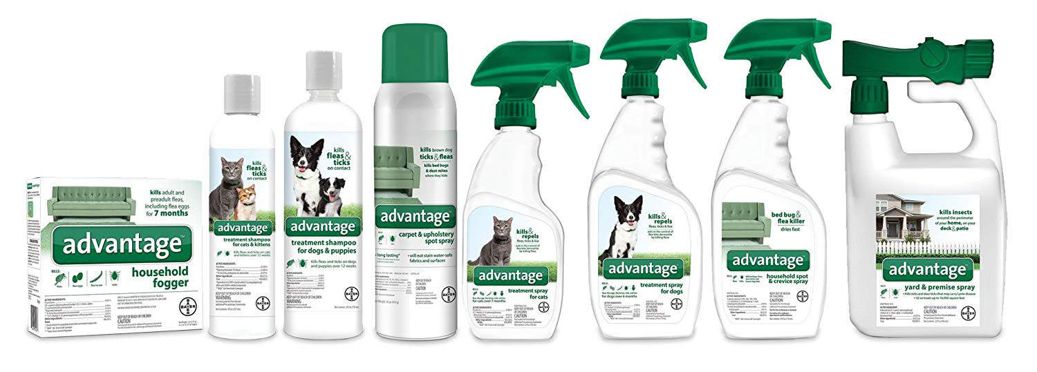 Advantage Flea And Tick Review Better Than Frontline
