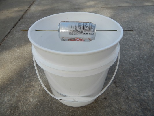 Homemade Mouse Trap Humane Bucket Trap